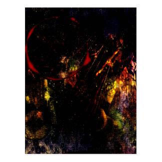 きゅうり色 ポストカード