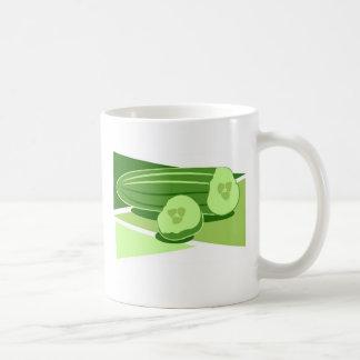 きゅうり コーヒーマグカップ