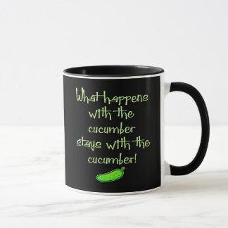 きゅうり マグカップ