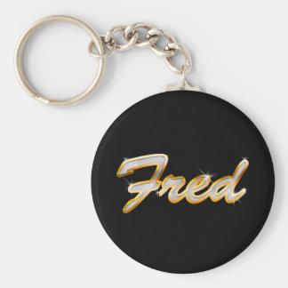きらきら光るなフレッド キーホルダー