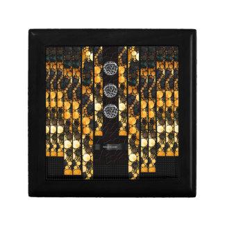 きらきら光るな金ゴールドのチータ ギフトボックス