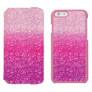 きらびやかなピンクのグラデーション INCIPIO WATSON™ iPhone 5 財布型ケース