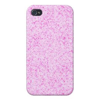 きらびやかなピンクの質 iPhone 4 COVER