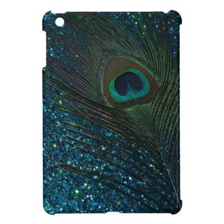 きらびやかな水の孔雀 iPad MINIカバー
