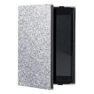 きらびやかな銀製のグラデーション iPad MINI ケース