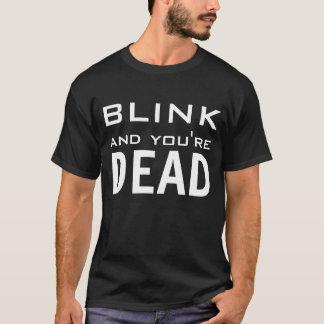 きらめきおよびあなたは完全に Tシャツ