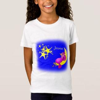 きらめきHappyのJuul Company著少し星 Tシャツ