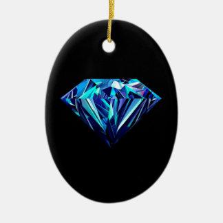 きらめくなダイヤモンド セラミックオーナメント