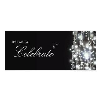 きらめくな星の招待状 10.2 X 23.5 インビテーションカード