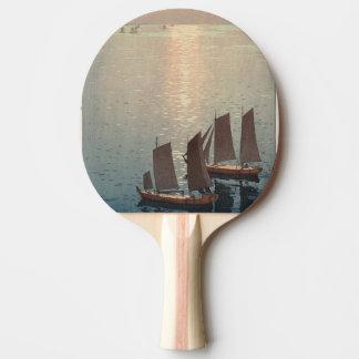 きらめくな海 卓球ラケット