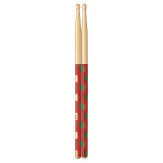 きらめくクリスマスのストッキング ドラムスティック