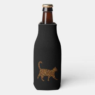 きらめく猫 ボトルクーラー