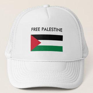 きれいなパレスチナの自由な帽子 キャップ