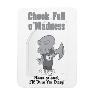 くさびの完全なo'Madness -磁石 マグネット