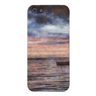 くすぶる海 iPhone 5 COVER