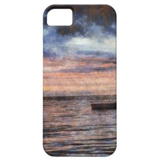 くすぶる海 iPhone SE/5/5s ケース