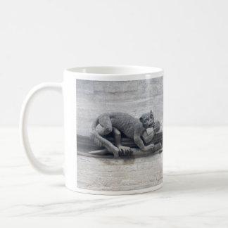 くだらないガーゴイルのマグ コーヒーマグカップ