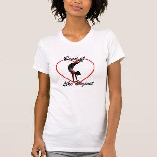 くねりそれはBazinetを好みます Tシャツ
