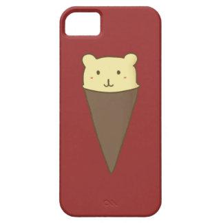 くまのアイスクリームのiPhone 5/5S iPhone SE/5/5s ケース