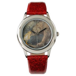 くまのキス 腕時計