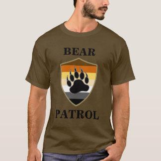 くまのプライドくまのパトロール Tシャツ