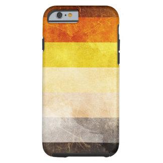 くまのプライドの旗のiPhone 6のプラスの場合 ケース