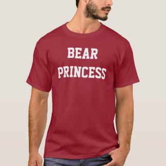 くまのプリンセス Tシャツ
