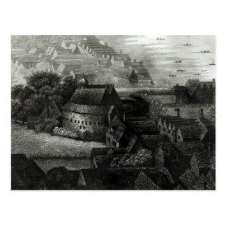 くまの庭1647年 ポストカード