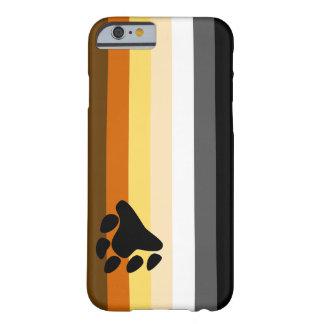 くまの旗のiPhone6ケース Barely There iPhone 6 ケース