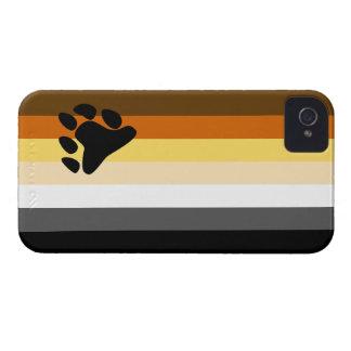 くまの旗のiphone 4ケース Case-Mate iPhone 4 ケース