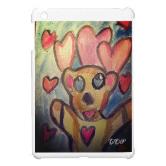 くまの芸術2 iPad MINIケース