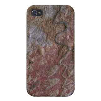 くまの足跡のヘビ iPhone 4/4Sケース