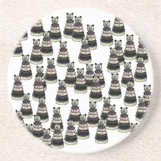 くまの軍隊のコースター コースター