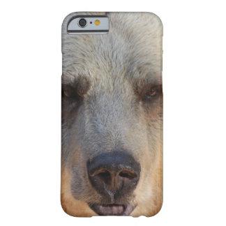 くまの顔 BARELY THERE iPhone 6 ケース