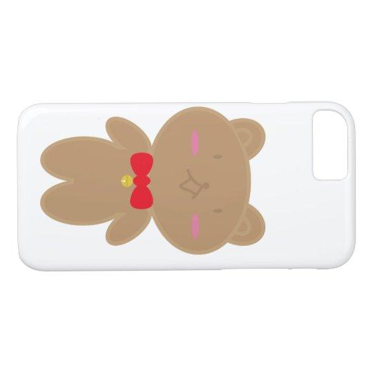 くまのiPhoneケース iPhone 8/7ケース