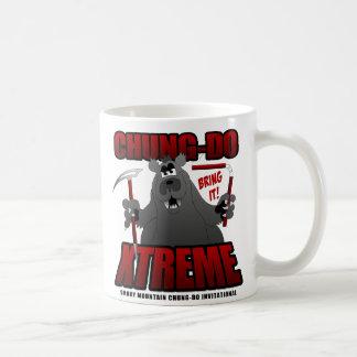 くまのXtremeのマグ コーヒーマグカップ