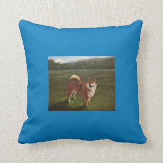 くま犬の枕 クッション