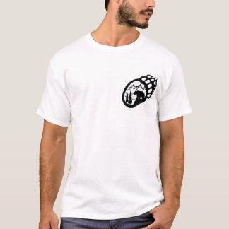 くま足山場面 Tシャツ