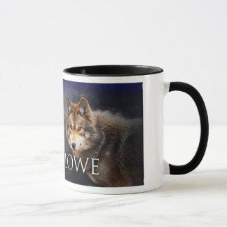 くま/オオカミのマグ マグカップ