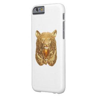 くま BARELY THERE iPhone 6 ケース