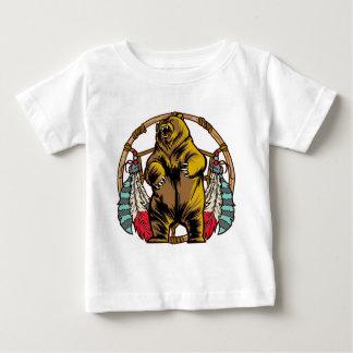くまDreamcatcher ベビーTシャツ