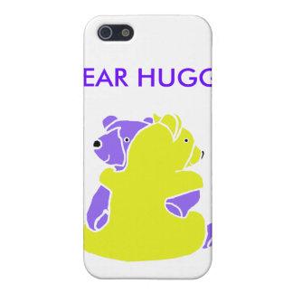 くまHUGGS iPhone SE/5/5sケース