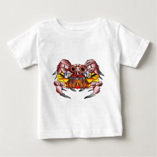 くものトーテム ベビーTシャツ