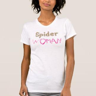 くもの女性 Tシャツ