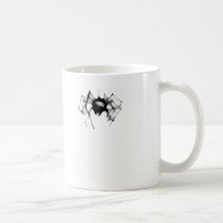 くもの巣くも コーヒーマグカップ