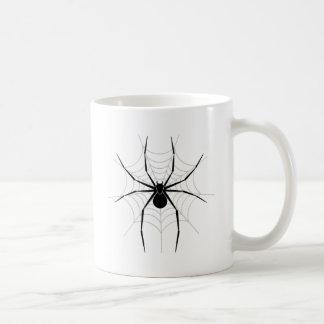 くもの巣のくも コーヒーマグカップ