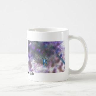 くもの巣のマグの捜索 コーヒーマグカップ