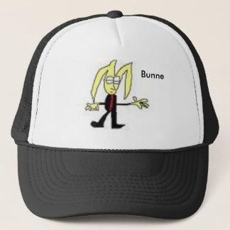 くもの巣のbunne、Bunne キャップ