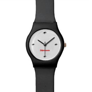 くもの時間 腕時計