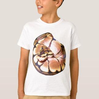 くもの球の大蛇 Tシャツ